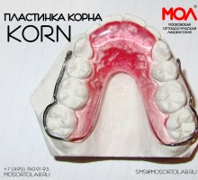 Пластинка Корна (Korn)