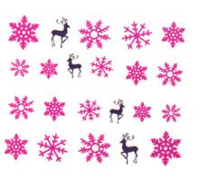 #19 Снежинки