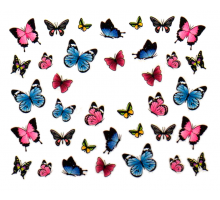 #33 Бабочки