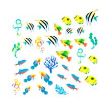 #34 Рыбки